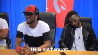 Video Peter of Psquare Accused Paul and Jude for Wrongly Using his Name for Concert in Congo MP3, 3GP, MP4, WEBM, AVI, FLV Oktober 2017