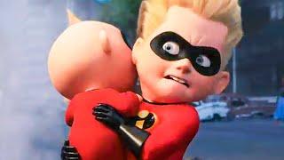 Video INCREDIBLES 2 'Underminer Fight' Movie Clip (2018) MP3, 3GP, MP4, WEBM, AVI, FLV Januari 2019