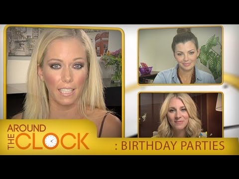 Birthday Parties I Around the Clock I Everyday Health