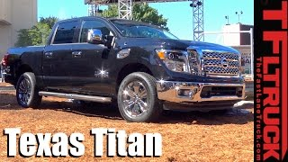 Nissan Unveils Longer Truck Warranty & the Texas Titan Truck at the State Fair of Texas by The Fast Lane Truck