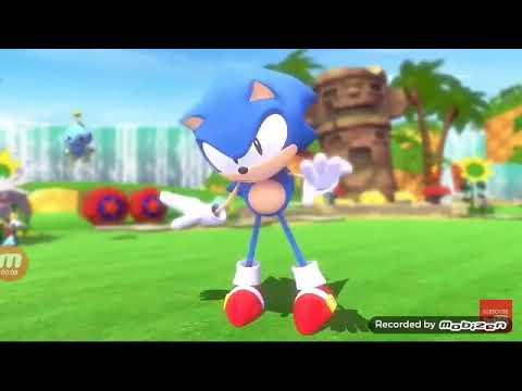 Sonic. Louco  da   peste 👿👺👹😈