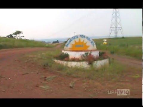 UPFTV Série Transbrasiliana - Situação Rodovia em Estação, Ipiranga do Sul e Erebango