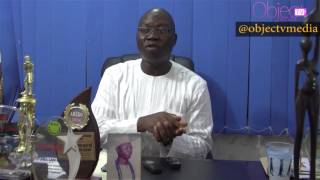 """National Coordinator of the Oodua People's Congress (OPC), Otunba Gani Adams reveals how the dreaded """"badoo"""" cult suspects were rounded up in a collaborative operation with the Police.He also alleged that the Lagos State Government politicized the handling of security matter of lives and properties of citizens by politicizing communal intervention in the matter."""