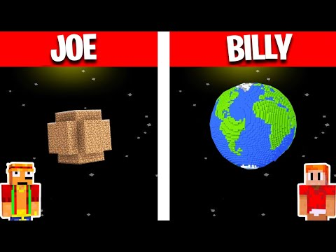 PLANETE DE NOOB vs PLANETE DE PRO SUR MINECRAFT !! Noob vs Pro Minecraft