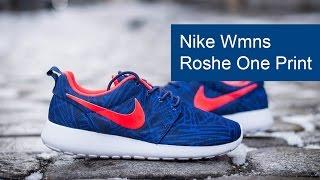 Nike Wmns Roshe One Print - фото