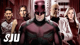 It's the 5th Anniversary of Netflix's Daredevil!   SJU by Clevver Movies