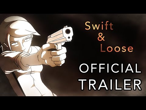 SWIFT AND LOOSE Season 1 | First Look TRAILER | 2017 New Animated Mystery