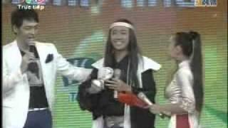 Cap doi hoan hao 2011 - Tran Thanh, Doan Trang (clip 1) - Cap doi hoan hao tuan 7 ngay 27/11/2011