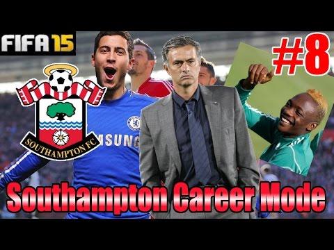 FIFA 15 Southampton Hoes (S)Aint Loyal Career Mode Ep 8: Mourinho Disrespected Southampton!