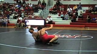 Nohea Creech Bolivar vs Dalton Koch Odessa 285 lbs