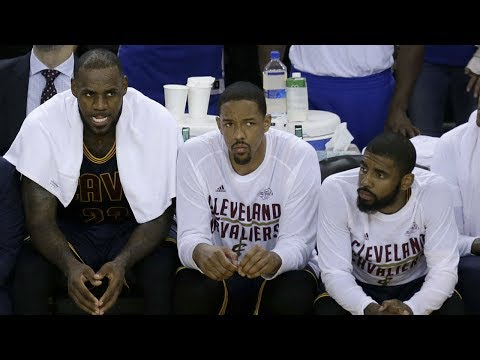 Video: T&S: Cavaliers are not feeling pressured to trade Irving right now