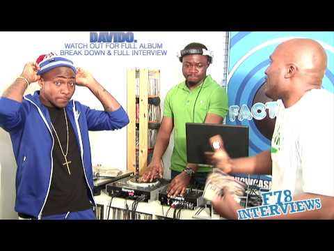 0 VIDEO: Davido Clears DBanj Record Rumour & Dr Sid taped Convo..