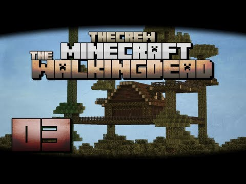 "Minecraft: The Walking Dead – Episode 3 ""Tree House"""