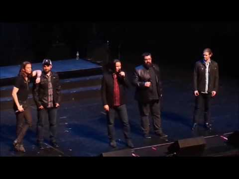 """Home Free A Country Christmas """"Facebook Share/Take Us Home/Merch Table"""" 12-21-2016 Minneapolis, MN"""