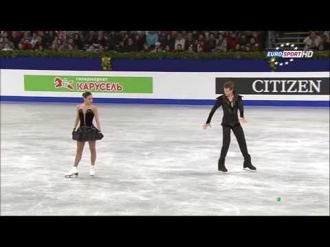 2014 European Championships Review – Elena ILINYKH / Nikita KATSALAPOV (FD)