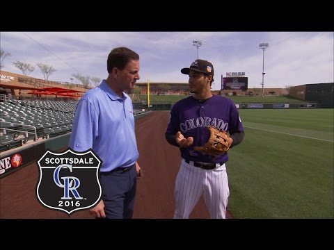 Video: 30 Clubs In 30 Days: Nolan Arenado On Improving Your Fielding