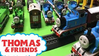 You pick the race! In this video the viewers picked James vs Edward, Spencer vs Henry, Donald vs Douglas, and Duck vs Oliver. We will play like this again so be sure to subscribe so you will be notified of the next race! We will find out who is the fastest Bachmann HO Scale Locomotive!Kid and family friendly videos about toy trains, real trains, and more!Thomas the Tank Engine, Chuggington, LEGO trains, and more fun!Please SUBSCRIBE for more Train fun: http://bit.ly/1v93HUTMy LEGO Channel: http://www.youtube.com/user/bricktsarMy Toys Channel: http://www.youtube.com/user/jolson37My Son: http://www.youtube.com/user/theymightbebricksMy daughter: http://www.youtube.com/user/sowhosthatgirlMrs. BrickTsar: http://www.youtube.com/user/seagrove697My Website: http://www.traintsarfun.comHelp support our channel by buying on Amazon: http://amzn.to/2aUvc1fLEGO on Amazon: http://amzn.to/2aEgHxVInstagram: http://www.instagram.com/traintsarfunFacebook: http://www.facebook.com/traintsarfunTwitter: http://www.twitter.com/traintsarfunRoyalty Free Music:Kevin MacLeod (incompetech.com)Licensed under Creative Commons: By Attribution 3.0http://creativecommons.org/licenses/by/3.0