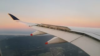 Video [Breathtaking Smooth Sunrise Landing] Singapore Airlines A350 9V-SMN at SFO MP3, 3GP, MP4, WEBM, AVI, FLV Juli 2018