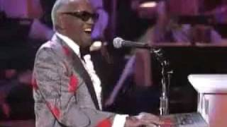 Stevie Wonder and Ray Charles - Living for the city (live) - YouTube