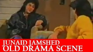 Video junaid jamshed old Drama Scene MP3, 3GP, MP4, WEBM, AVI, FLV Agustus 2018