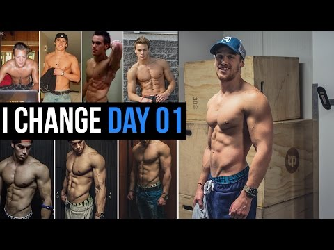 I Change Day 01 - The beginning of my transformation
