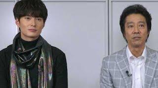 『連続ドラマW 名刺ゲーム』メイキング映像
