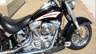 5. 2006 Harley-Davidson, Heritage Softail, Vance & Hines exhaust, hear it run, for sale in Texas