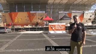 Pozvánka na MČR v boulderingu 2016