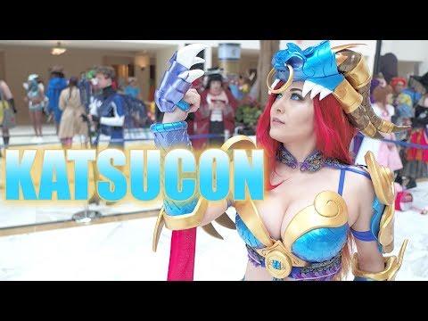 Katsucon 2018 Cosplay Video