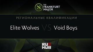Elite Wolves vs Voidboy, game 1