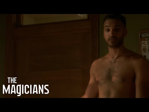 "The Magicians (Character Spotlight: William ""Penny"" Adiyodi)"