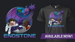 """Endstone"" - Minecraft Song Parody Art (Music Video Speed Art)"