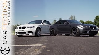 BMW M2 vs BMW 1M Coupe - Carfection by Carfection