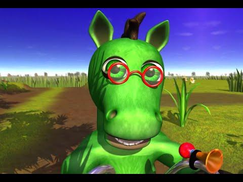 Cavalo Verde - A Fazenda do Zenon 2 | O Reino das Crianças