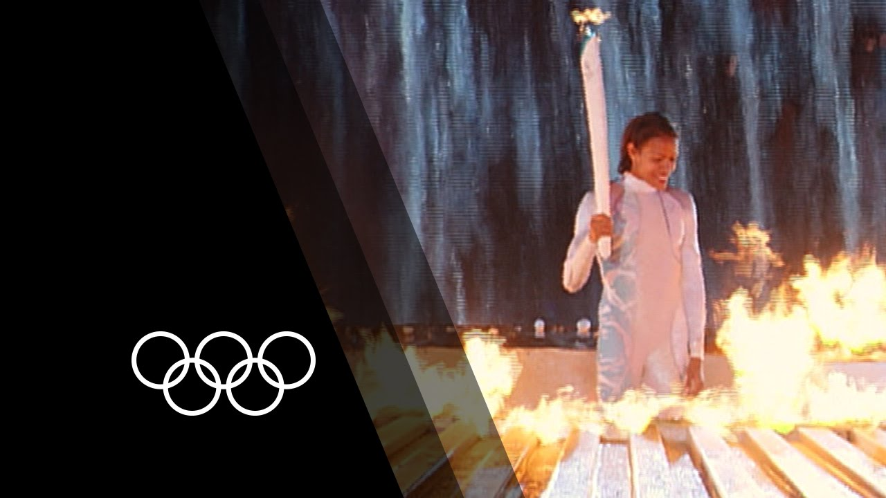 The History of the Olympic Flame   90 Seconds Of The Olympics