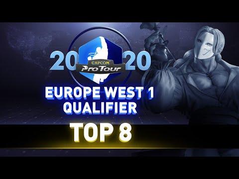CPT 2020 Online EU West #1 - Top 8