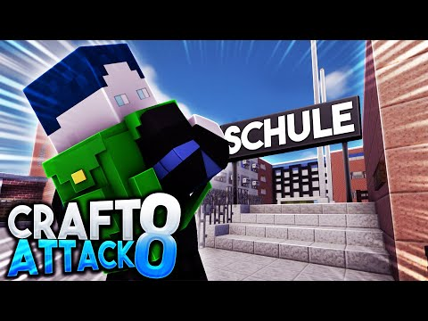BastiGHG SCHULSTORY - Craft Attack 8