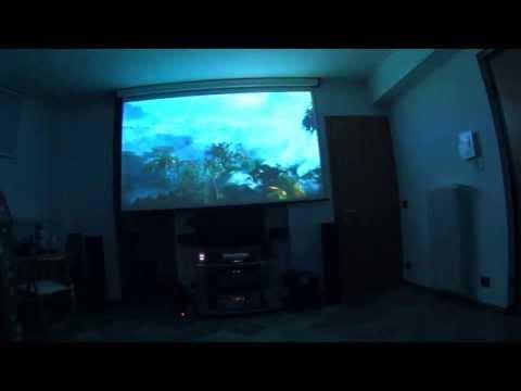 HOME CINEMA 5.1. VIDEOPROIETTORE 3D 3D ACER H5360 DB