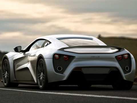 Top 20 Autos más rápidos del mundo 2012