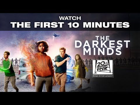 THE DARKEST MINDS - Watch the first 10 minutes