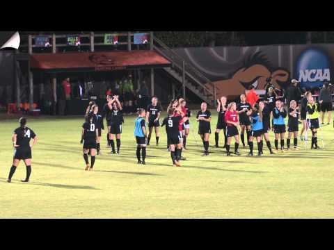 Womens Soccer vs. High Point - 10/28/14
