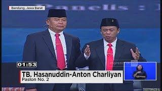 Video Debat Final Pilgub Jabar Segmen 4: Agama & Ideologi MP3, 3GP, MP4, WEBM, AVI, FLV Desember 2018