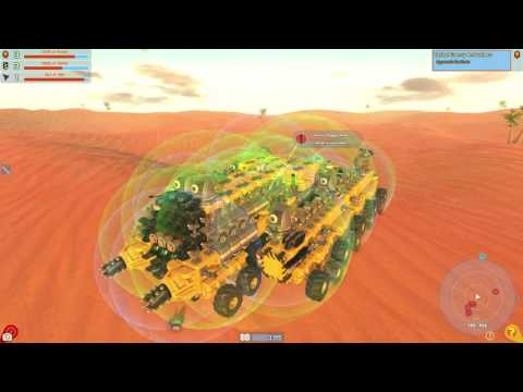 TerraTech - Lets Play - Season 5 - Part 17 - Venture Grade 2