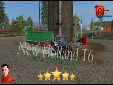 New Holland T6-140/160 4B v1.1.0.0
