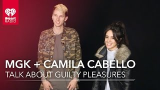 Machine Gun Kelly + Camila Cabello Sing Nickelback | Bad Things Interview