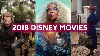 Disney movies fans can expect in 2018