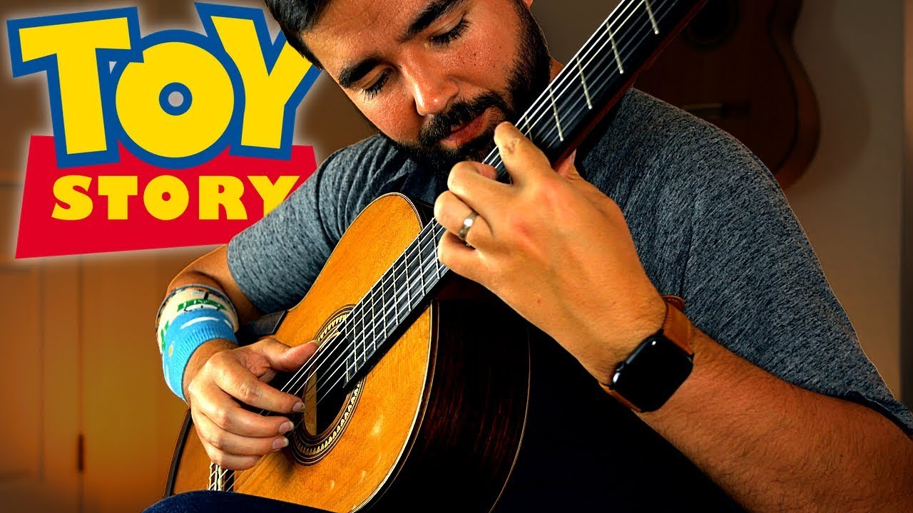 TOY STORY: You've Got A Friend In Me – Classical Guitar Cover (Beyond The Guitar)