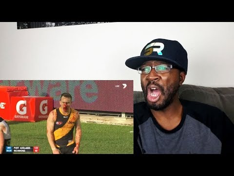 AFL Rough Stuff! REACTION