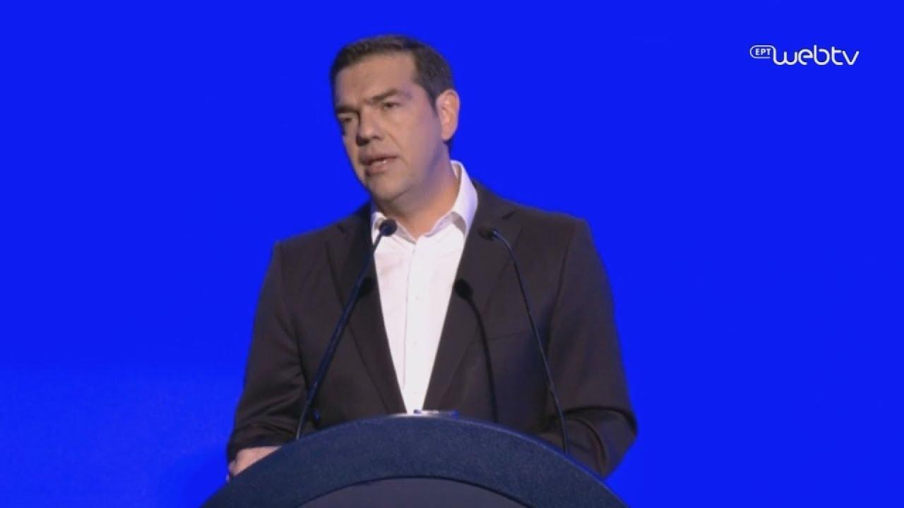 Aπόσπασμα από την ομιλία του Αλέξη Τσίπρα στη Γενική Συνέλευση του ΣΕΒ