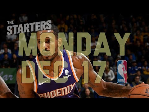 Video: NBA Daily Show: Dec. 17 - The Starters